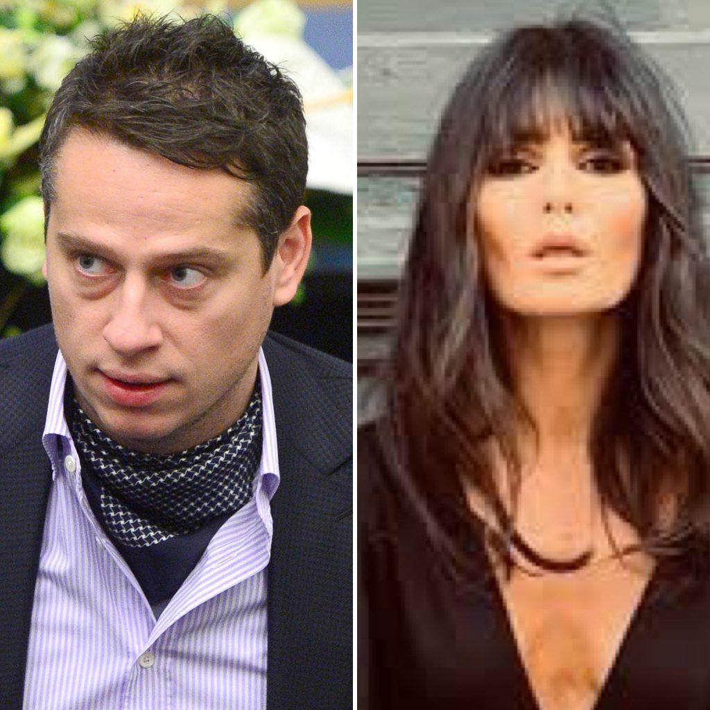 """Primele Imagini cu noul cuplu. Cum și-a luat acasă Dana Budeanu, amantul """"fătălău"""", de la cina cu soția?!(video)"""