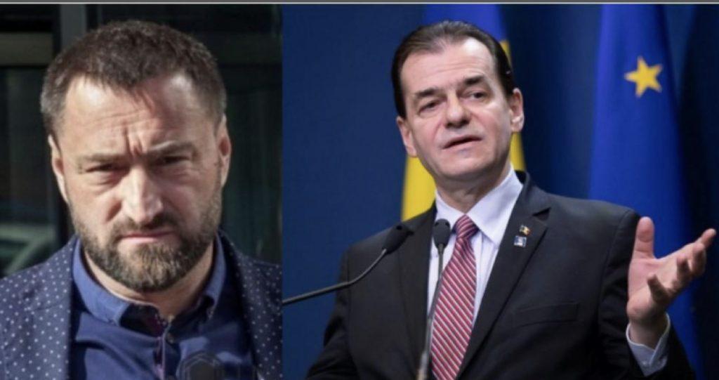 El a condus din umbră guvernul Orban/Omul de afaceri Nelu Iordache, condamnat la 12 ani şi 6 luni de închisoare