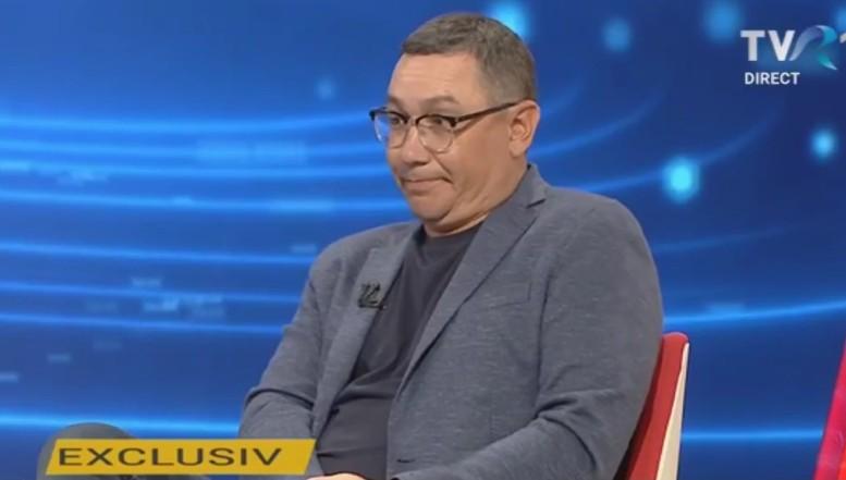 Victor Ponta s-a plâns că a fost alungat din funcție de Uniunea Europeană pentru că atrăgea prea multe fonduri pentru țară