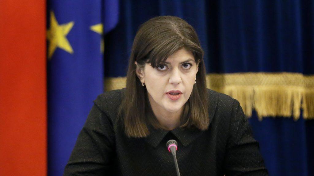 Parchetul European îşi poate începe activitatea la 1 iunie, afirmă Laura Codruţa Kövesi