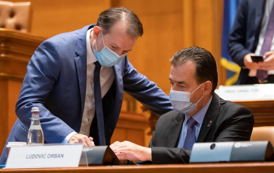 Orban, după şedinţa PNL: E rolul opoziţiei să atace guvernul, nu al miniştrilor