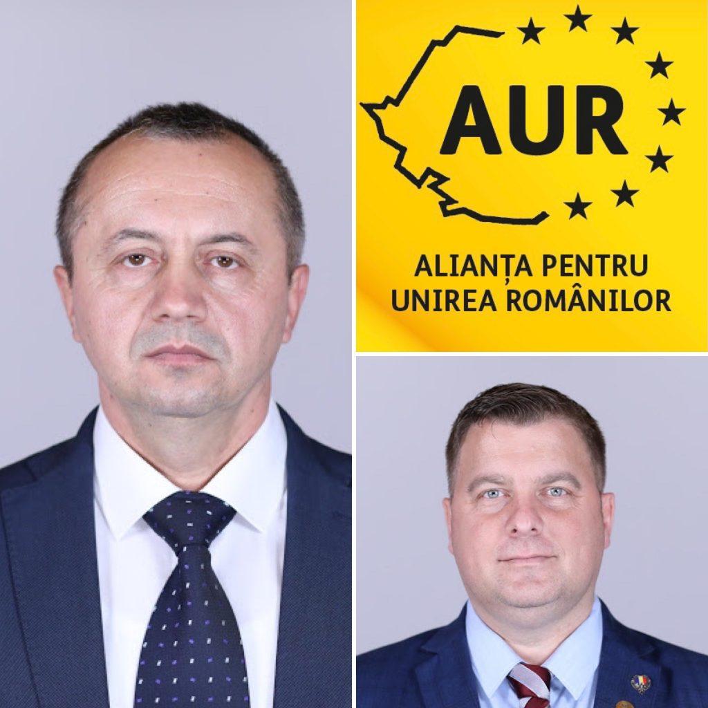 Exclusiv Atac    #Romaniavirusata Vice-liderii AUR-Saracii cinstiti Bogati ,Georgel Badiu si Daniel Rusu