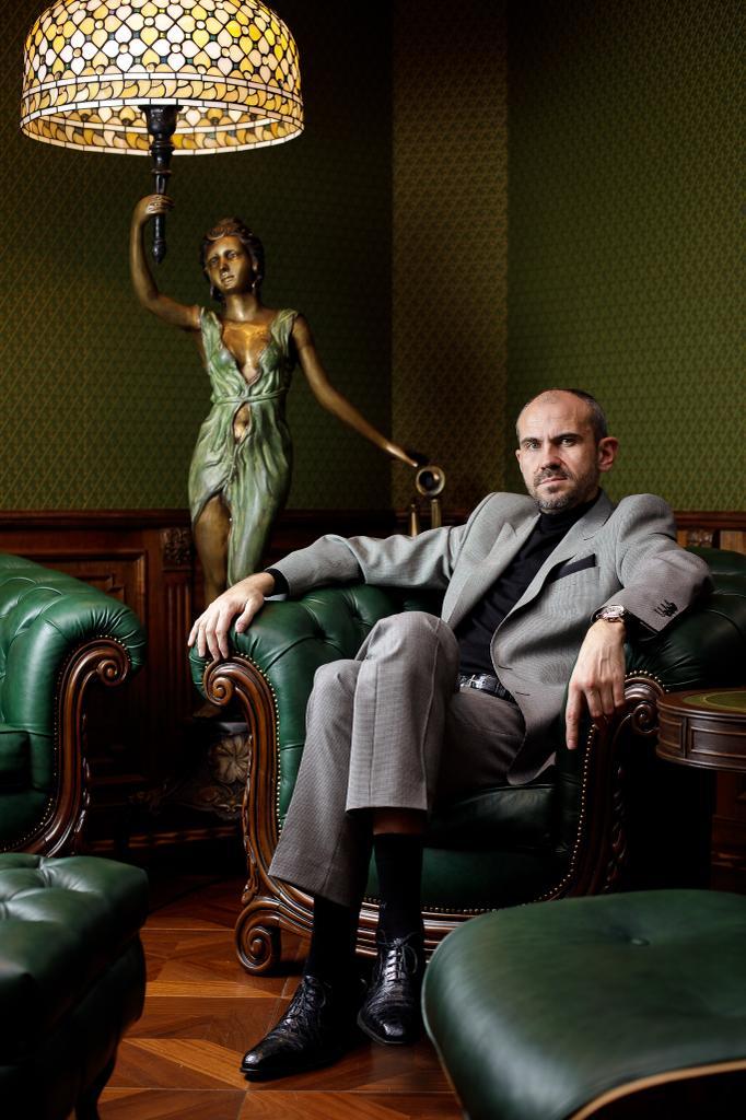 """Florin Belu, zis """"Ureche"""", milionarul pasionat de arta, eliberat in secret: """"Din presupus agresor, am devenit o adevarata victima. """""""
