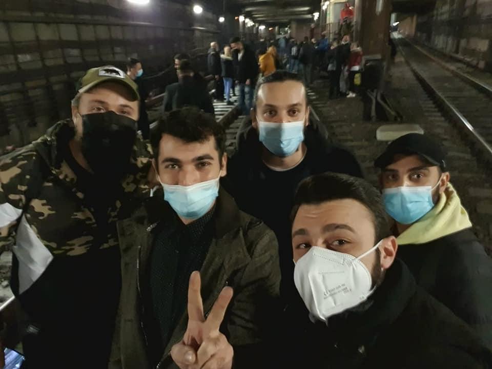 DIICOT a decis: Blocarea metroului nu e faptă de TERORISM