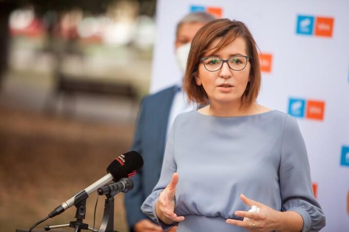 """Ioana Mihaila Ministrul Sanatatii:,, Rapoartele DNA confirmă """"că în sănătate există interese şi că există corupţie""""."""