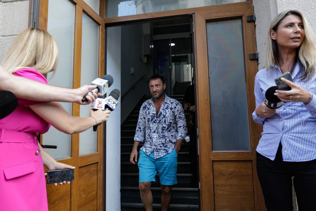 DNA l-a lăsat liber pe Nelu Iordache, după ce l-a săltat din avion: Afaceristul a fost audiat mai multe ore în legătură cu un dosar din 2017
