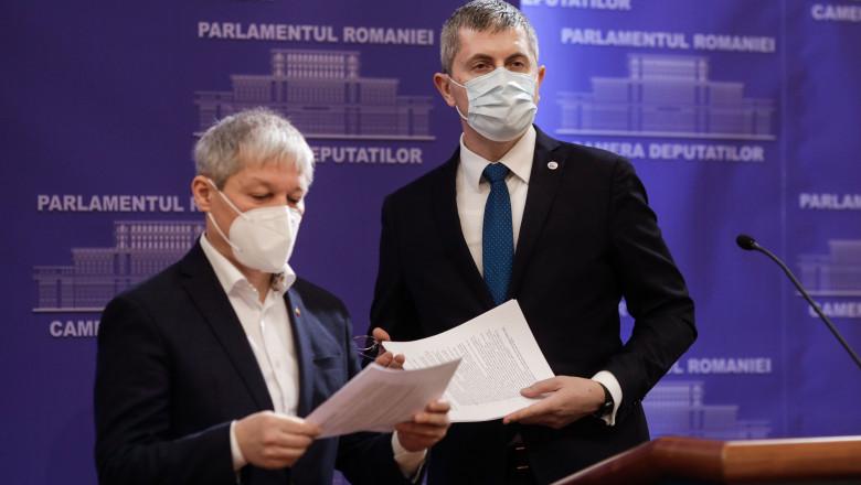 Cum arată lupta din USR PLUS la finalul alegerilor din teritoriu și ce șanse au Barna și Cioloș la congresul din toamnă