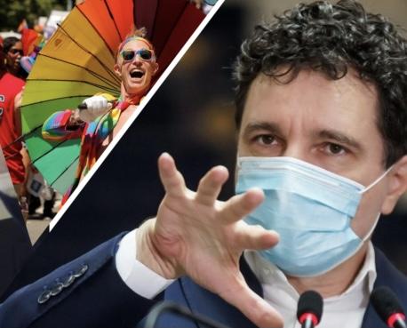 Nicușor Dan a cedat:Susține organizarea PARADEI Bucharest PRIDE