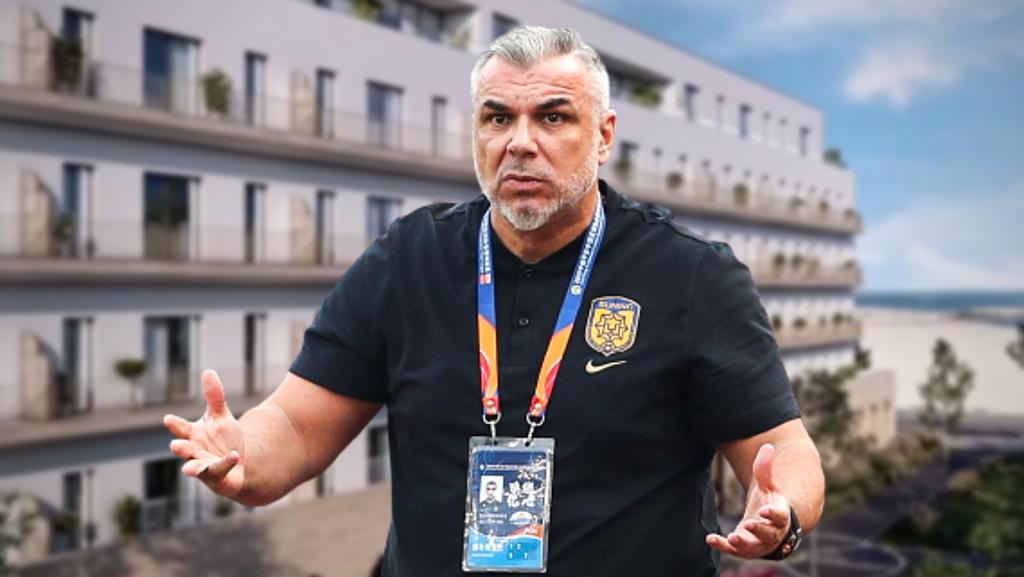 """Antrenorul Cosmin Olăroiu  jefuit de un ceas ,Richard Mille in valoare de 550 de mii de euro.""""Îmbrățișare fatală"""", în Italia"""