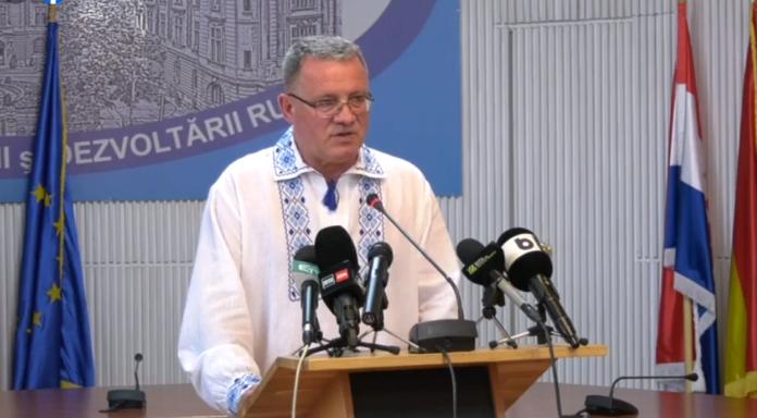 """Ministrul Agriculturii își anunță demisia: """"Pentru Florin Câțu, agricultura și industria alimentară nu au fost niciodată priorități"""""""