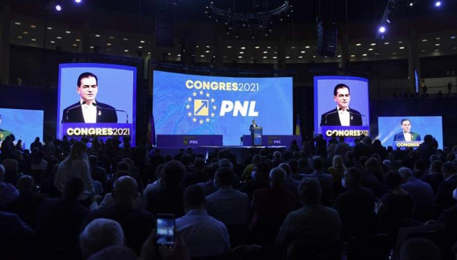 PNL, amendă maximă după congresul cu 5.000 de participanți